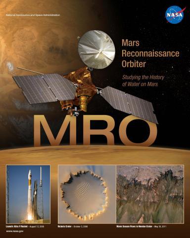 MRO Mission Poster