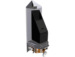 Illustration of NEOCam spacecraft