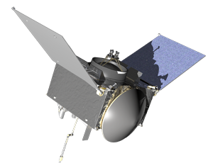 OSIRIS REx spacecraft icon