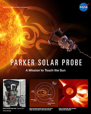 Parker Solar Probe Mission Poster