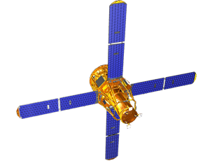 RHESSI spacecraft icon