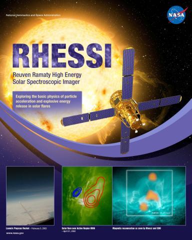 RHESSI Mission Poster