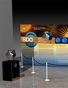 SDO Exhibit Poster