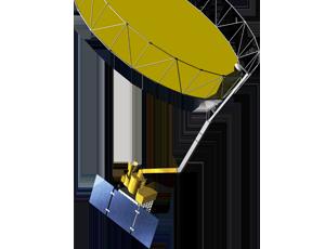 SMAP spacecraft icon