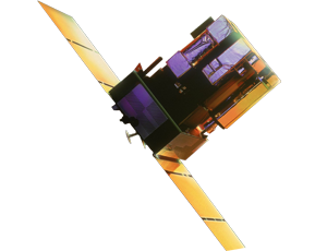SOHO spacecraft icon