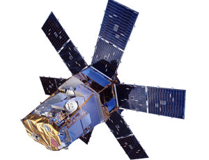 SORCE spacecraft icon