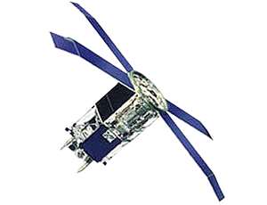 SeaWIFs Sea Star spacecraft icon