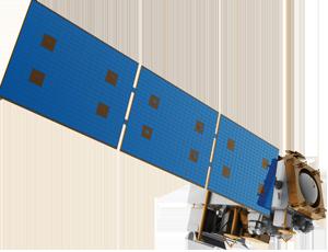 Suomi NPP spacecraft icon