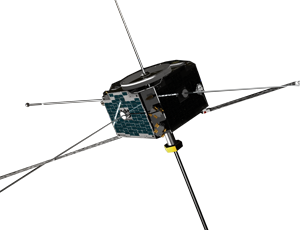 THEMIS ARTEMIS spacecraft icon