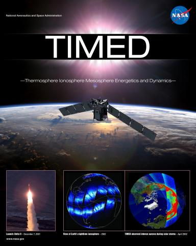 TIMED Mission Poster