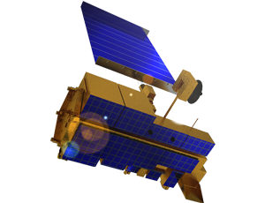 Terra spacecraft icon