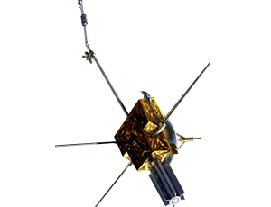 Ulysses spacecraft icon