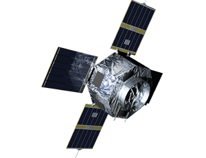 Van Allen Probes spacecraft icon