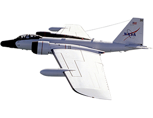 WB 57 mission icon