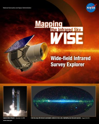 WISE Mission Poster