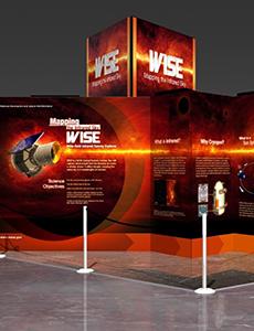WISE Exhibit Poster