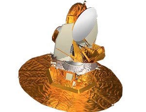 WMAP spacecraft icon