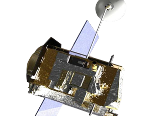 Chandrayaan spacecraft icon