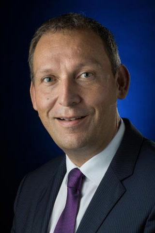 Dr. Thomas Zurbuchen portrait