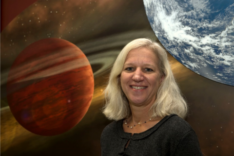 Photo of Dr. Gail M. Skofronick-Jackson, Program Manager