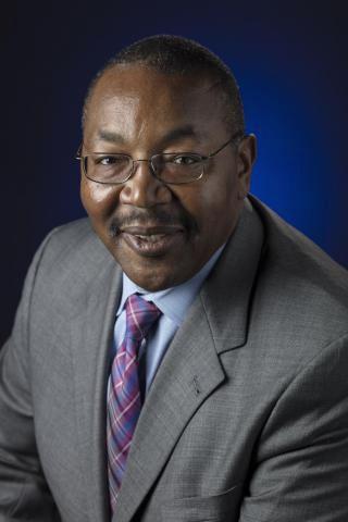 Gregory Robinson Portrait