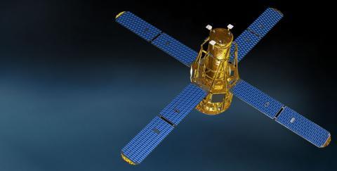 Image of NASA Spacecraft RHESSI