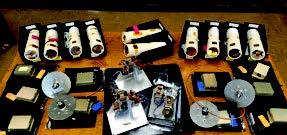 Photo of Bob Payload Instruments