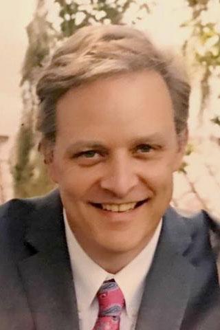 Michael Seablom Portrait