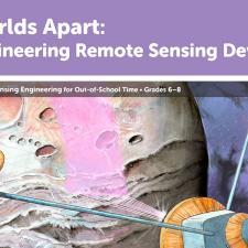 Worlds Apart Engineering Design remote sensing