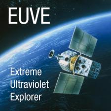 EUVE Mission Image