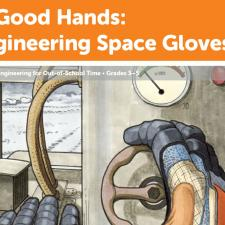 In Good Hands Space Gloves