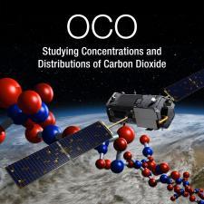 OCO Mission Image