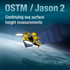 OSTM-JASON 2 Mission Image