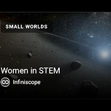 Small Worlds: Women in STEM
