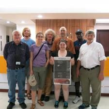 Photo of Citizen CATE Experiment team