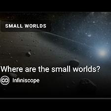 Where are the Small Worlds?