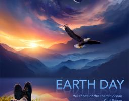 Earth Day 2018 poster