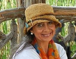 Citizen Scientist Carmen Mandel