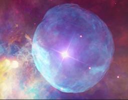 image of deep universe