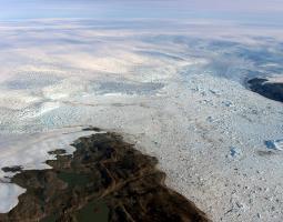Photo of Jakobshavn Glacier