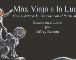 Max Goes to the Moon (Spanish)