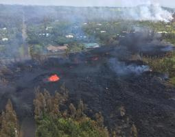 Tracking the Kilauea Eruption