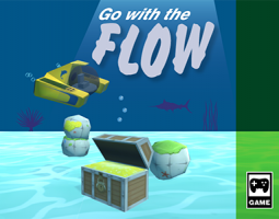 Go with the flow Ocean Currents game