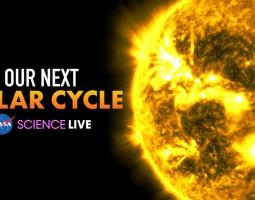 NASA Science Live Solar Cycle