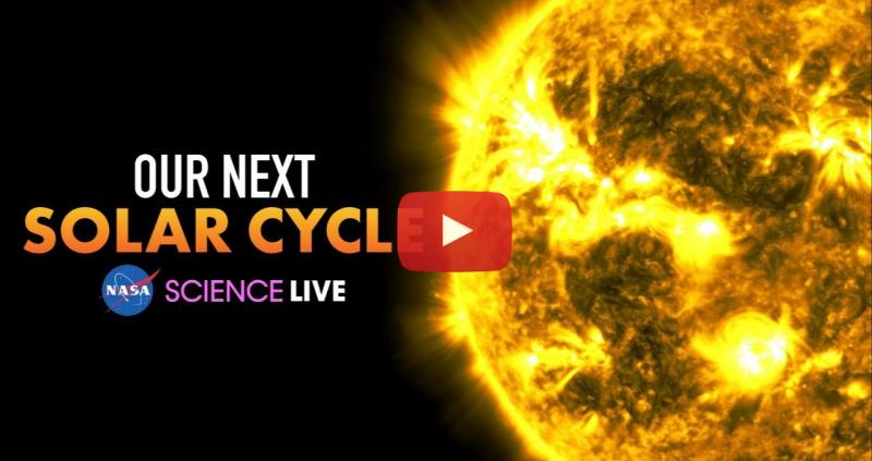 NASA Science Live Solar Cycle