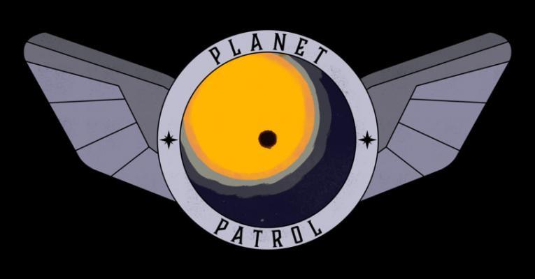 Planet Patrol Logo