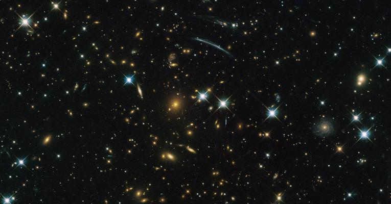 stars, galaxies and lensed galaxies