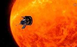 The Parker Solar Probe Poster