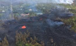 Tracking the Kilauea Eruption