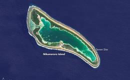 Nikumaroro Atoll